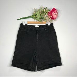 ASOS Curve | High Waisted Stretch Jean Shorts SZ14